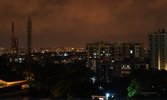 Bangalore (Debatra) Tags: bengaluru bangalore karnataka blore yeshwanthpur india yeshwanthpura nikon nikkor 1855 1855mm d3300 night cityscape city metro metropolis