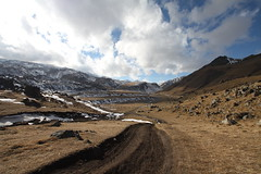 Mountains of Kavkaz (Sergey Kustov) Tags: mountains ridge caucasus russia kabardinobalkaria       road
