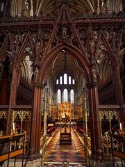 PB042444 (simonrwilkinson) Tags: elycathedral ely cambridgeshire choir screen georgegilbertscott