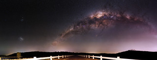 Milky Way at Serpentine Dam, Western Australia