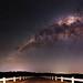 Milky Way at Serpentine Dam, Western Australia