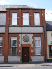 Castlederg Orange and Masonic Halls (seanfderry-studenna) Tags: castlederg county tyrone orange masonic halls masonry freemason loyal insttitution lol buildings architecture street village secret societies protestant unionist loyalist northern ireland british meeting houses fraternal organisations religious grand lodge goli lol379 799