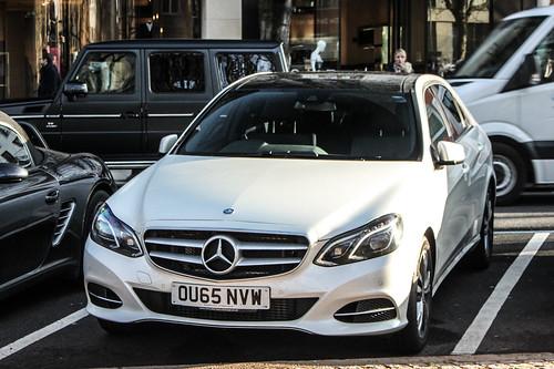 GB (Oxford) - Mercedes-Benz E220 W212 2013