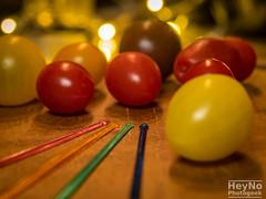 Macro Mondays: Arrow (nheyermeyer) Tags: arrow macromondays macro makro tomaten cocktailtomaten cocktailstick omdem5ii mzuiko1240f28