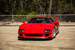 Ferrari F40. (Charlie Davis Photography) Tags: