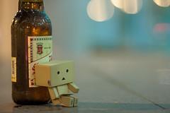 nice beer (Michael@Yang) Tags: beer danboard