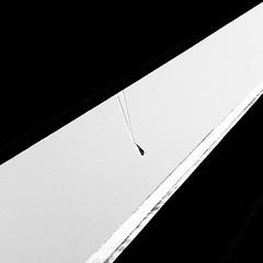 MX310 (MX NOIR) Tags: street blackandwhite blancoynegro square streetlight noir noiretblanc minimal squareformat minimalism minimalistic bnw iphoneography instagramapp uploaded:by=instagram