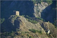 Tour de Bérold et chapelle de saint Marin