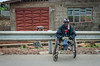 20150623-DSC_2534 (Will Margett Photography) Tags: street wheelchair road sierra leone africa man amputee nikon d7000 roadside topv1111