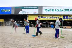 Limpeza (expointer2015) Tags: brasil bra riograndedosul agricultura pecuria expointer esteio agronegcio cavalorabe feiraagropecuria expointer2015 rsgov 05sep15