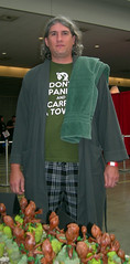The Late Dentarthurdent (largo621) Tags: costume pittsburgh cosplay comicon thehitchhikersguidetothegalaxy wizardworld arthurdent