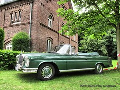Mercedes 250 SE 1966 - Dortmund Schloss Westhusen_9106_2015-08-09 (linie305) Tags: auto castle classic cars car vintage mercedes automobile meeting convertible autoshow 1966 vehicles event german vehicle oldtimer autos schloss oldtimers cabrio ruhrgebiet dortmund carshow treffen germancar cabriolet fahrzeuge ruhrarea ruhrpott automobil 2015 autotreffen 250se kraftfahrzeuge worldcars carmeeting westhusen schlosswesthusen dortmundclassicdays cartreffen radfahrzeuge castlewesthusen