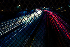 Night Riderz (melfoody) Tags: road longexposure night canon i5 tripod explore freeway interstate lighttrails explored