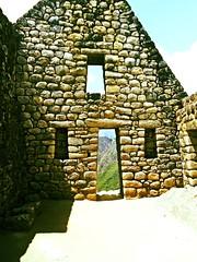 (Daniel_Francener) Tags: peru machu picchu inca montanha incas ruína ruínas construção wayna encosta