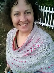 20150924_184830 (WoofBC) Tags: knitting whatisit yarn cape poncho epona cowl remilyknits