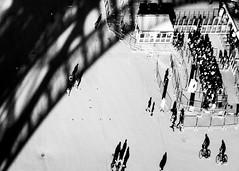 (Jos Scilipoti) Tags: tower monochrome tour eiffel pars monocromtico