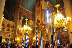 Greece is... (sifis) Tags: church nikon flag icon greece orthodox byzantine sakalak