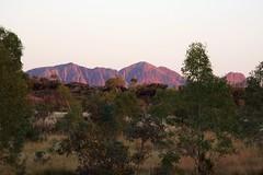 Mount Sonder at sunrise (smsh63) Tags: mount alicesprings glenhelen sonder finkeriver westmacdonnell westmacs