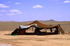 Jaima nomada (Jos A. Conde) Tags: desierto marruecos merzouga hammada nomadas