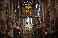 DSC_4265 (David Barrio Lpez) Tags: espaa spain nikon cathedral mayor catedral altar gaud baleares obispo gotico palmademallorca antonigaud illesbalears d90 baldaquino nikond90 davidbarrio miquelbarcel estilogotico perejoancampins davidbarriolpez