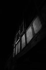 Bayonne by night. (cedland) Tags: voyage road old travel windows light house france home window night pavement lumire 64 maison rue fentre pays basque euskadi bayonne vieux volets batiment ancien colombage fentres pavs colombages pav 2015 volet pave