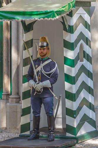 Hello, Guard of Lisbon!