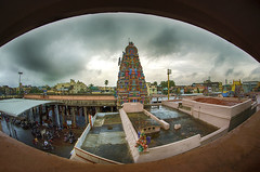 Parthasarathy Temple...     Triplicane, Chennai Tamilnadu. (aestheticsguy2004) Tags: temple nikon ngc madras temples devotees chennai tamilnadu southindia twop templestreet triplicane southindiatemple parthasarathytemple templesindia vaisnavas tamilnadutemples nikond7000 neeteshphotography neeteshpics vaisnavatemple triplicanetemple