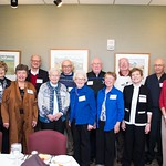"<b>1955</b><br/> The Class of 1955 reunite at Luther's 2015 Homecoming.<a href=""http://farm6.static.flickr.com/5833/22528505206_a703817211_o.jpg"" title=""High res"">∝</a>"