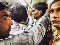 Daily Unlife (Mayank Austen Soofi) Tags: life metro delhi daily commuters muggles walla