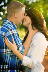 Sierra Edit (Nathan Greninger) Tags: portrait sun love colors up photoshop for engagement couple very profile young thumbs extra interest effective
