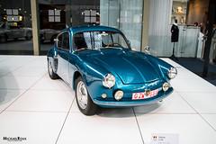 Exposition Alpine Autorworld (Mickael Roux [JapCars]) Tags: voiture cars automobile alpine a110 a610 berlinette france bleu blue story exposition hommage mickael roux photographie canon 70d japcars