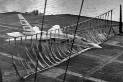 RVAH-5 RA-5C Vigilante BuNo 151622 (skyhawkpc) Tags: sea aircraft aviation navy 1968 naval usnavy usn ussconstellation vigilante northamerican cva64 ra5c 151622 rvah5savagesons nk122