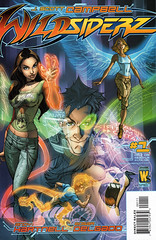 Wildsiderz 1 (FranMoff) Tags: comicbooks campbell jscottcampbell wildsiderz