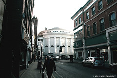 life inside walls (patisentUK) Tags: life street city england canon photography production