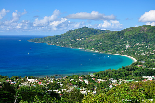 Bay of Beau-Vallon