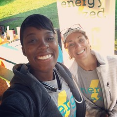 Walk from Obesity Event at Garfield Park! Energy Krazed had a great time connecting with the community!