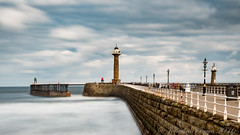 Whitby Pier_A220010 (www.jon-irwin-photography.co.uk) Tags: whitby pier abbey seaside town harbour