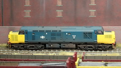 DSC01005 (BluebellModelRail) Tags: longcarsewest p4 scalefour scaleforum 2016 dcc aylesbury