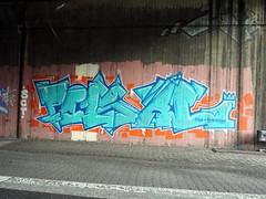 Graffiti in Kln/Cologne 2016 (kami68k []) Tags: kln cologne 2016 graffiti illegal bombing bunt pokal sct