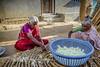 Ladies of Silk (Anoop Negi) Tags: silk rearing farming bangalore t hoshalli working lady worker karnataka india anoop negi ezee123 photo photography
