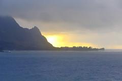 Princeville (OutAndAboutSF) Tags: hawaii kauai princeville sunset