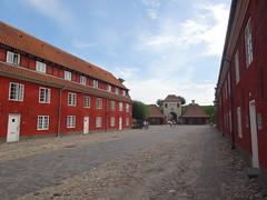 Copenhagen: Kastellet Stokkene (harry_nl) Tags: denmark danmark 2016 copenhagen kbenhavn kastellet citadel stokkene barracks henrickruse