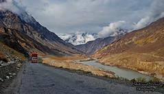 Karakoram Highway 8th Wonder Of The World! (Shehzaad Maroof Khan) Tags: karakoram kkh highway chillas river gilgitbaltistan ontheroad road adventure travel truck transport nature pakistan