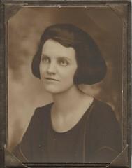 ruth weaver (timp37) Tags: 1922 poland ruth weaver antique photo photograph film picture black white