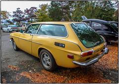 Volvo 1800ES (NoJuan) Tags: volvo 1800es volvo1800es 995 nikoncoolpix995 vintagedigital
