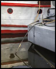 H51-B0014901 copy (mingthein) Tags: thein onn ming photohorologer mingtheincom prague water river vltava czech availablelight reflection boat hasselblad h5d50c medium format 645 h5d hcd 3590456 3590f456