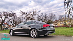 Audi_S6_06 (holloszsolt) Tags: audi s6 biturbo outdoor vehicle sport car autokeramia