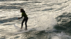 Shadow Surfer (Kevin MG) Tags: ca huntingtonbeach losangeles nssa tyroneformenko usa athlete athletic beach boy competition ocean sand surf surfboard surfers surfing water wetsuit yellow young youth