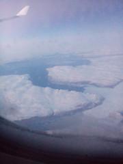 Northern Canada from above (# annola) Tags: flight flug volo vol flugzeug avion aereo plane ice ghiaccio glace eis