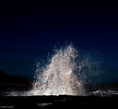 Wave, Norah Head (Daniel Arnaldi) Tags: australasia australia dramatic landscapephotography landscapes newsouthwales norahhead oceania oceans pacificocean rough sea surf water waves crash crashing ocean storm stormy violent danielarnaldiphotographer